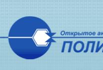 Логотип компании Полимертех